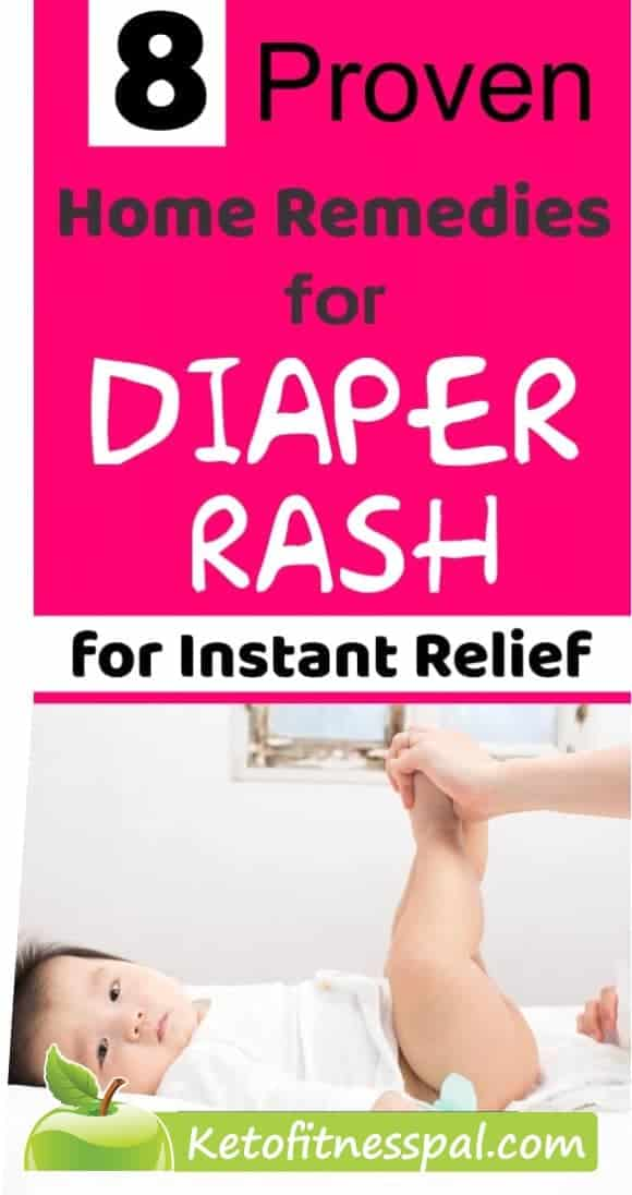 As mothers, we look for ways to get rid of diaper rash as soon as we notice them on our baby burn. With these home remedies for diaper rash, I gave my baby the freshest and pain free bum in no time.