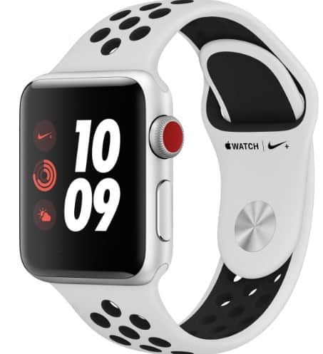 Apple Watch Nike+ Series 2 for tracking fitness activity level