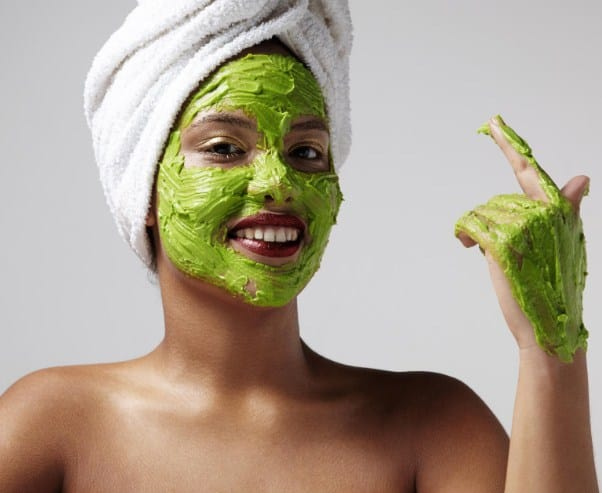 Avocado Facial Mask- DIY Face Masks for Acne