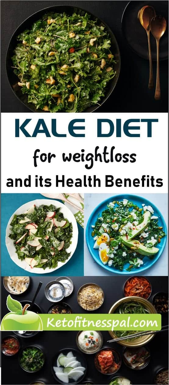 This kale diet treats diabetes, reduces weight ,improves the sight, aid digestion among other health benefits. Check out this post for more on kale diet recipes.