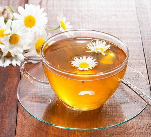Chamomile Tea- 7 Effective Home Remedies For Dry Eyes