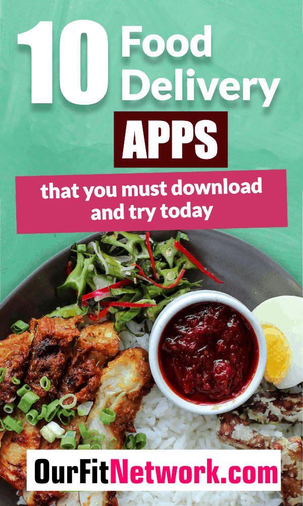 Food Delivery Near Me: 10 Best Food Delivery Apps To Use Now!
