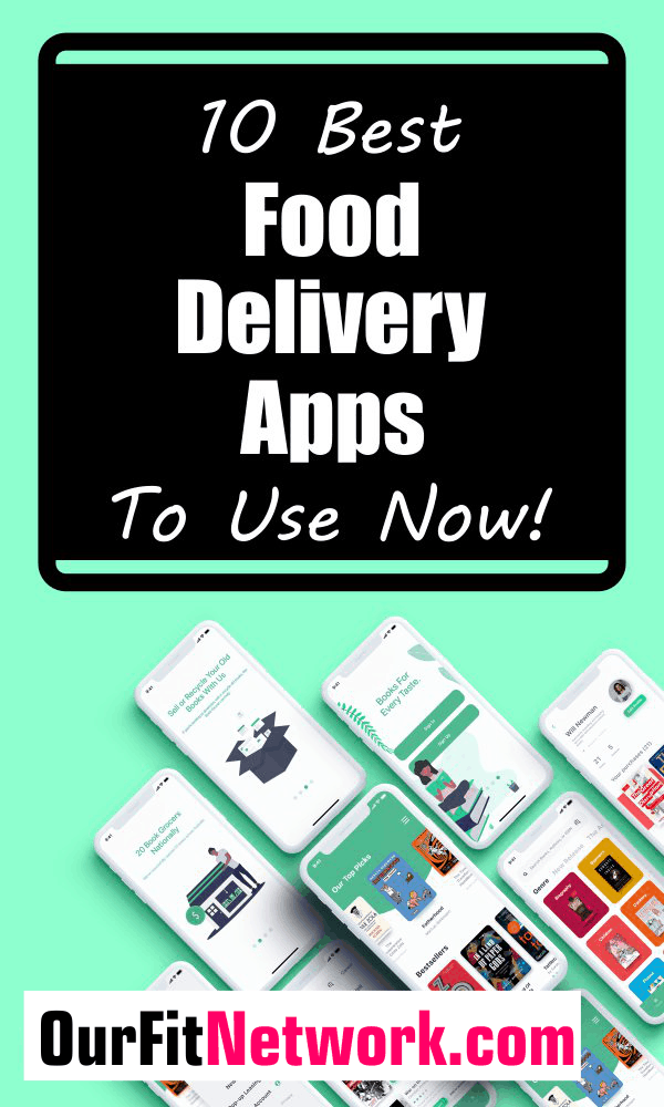 Whatever you want for breakfast, lunch, or dinner can be delivered to you. If you need a fast food delivery near you, here are the best apps for it. #onlinefoododering #fooddeliveryservice #fooddeliveryapps