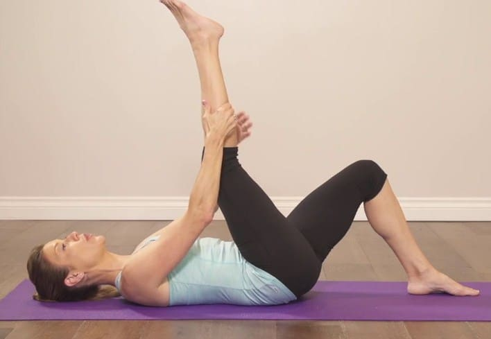 Hamstring Stretch- Best Exercises for Knee Pains