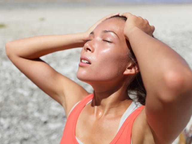 Heat Wave- 10 Best Exercises to Get Rid of Muffin Top & Side Fat Really Fast.