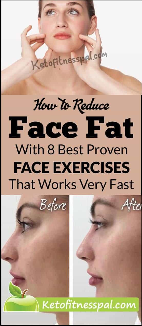 The face and neck are fat pockets, leading to double chin. Here are the effective answers to the question of how to reduce face fat fast! Check them now!