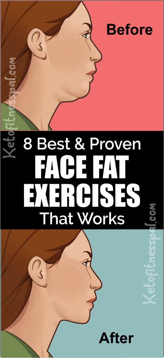 Trying to get rid of your double chin? Here are 8 Best and Effective facial exercises that you should try. They work like magic!