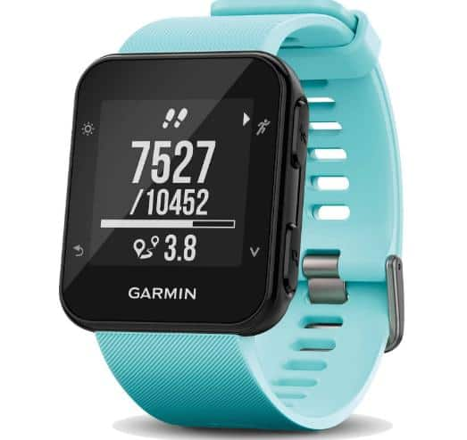 Keep Track of Every Move with Garmin Forerunner 35