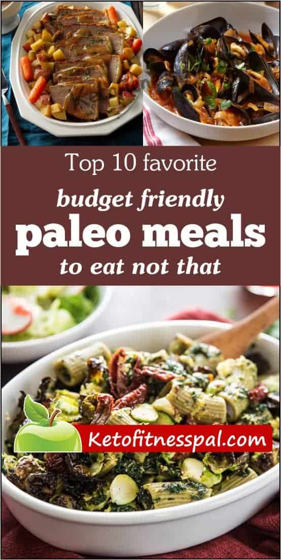 Paleo meals, unlike other diet plans are quite expensive. However,the efficacy of the diet is undoubtedly 100%. If you choose to go paleo, here are is a list of our favorite budget-friendly paleo meals you can try.