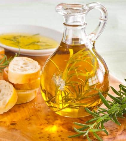 Rosemary Essential Oil- 6 Best Essential Oils For Headache and Migraine Relief