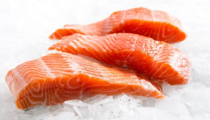 Salmon- Remove Cellulite on Legs, Back of Thighs and Bum Fast in 7 Days