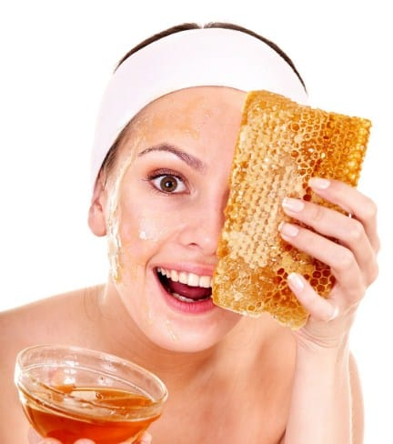 Simple-Honey Mask skincare