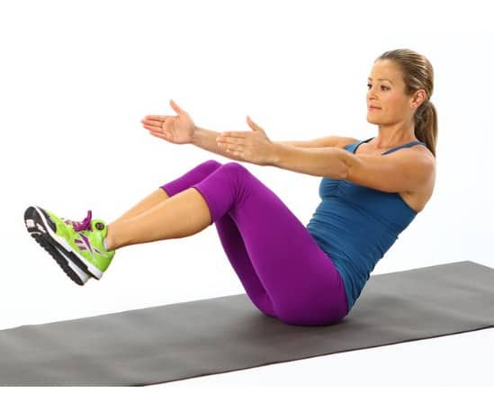 Sit-ups- Hanging Ab Curl- 10 Ab Workouts For Women At Home