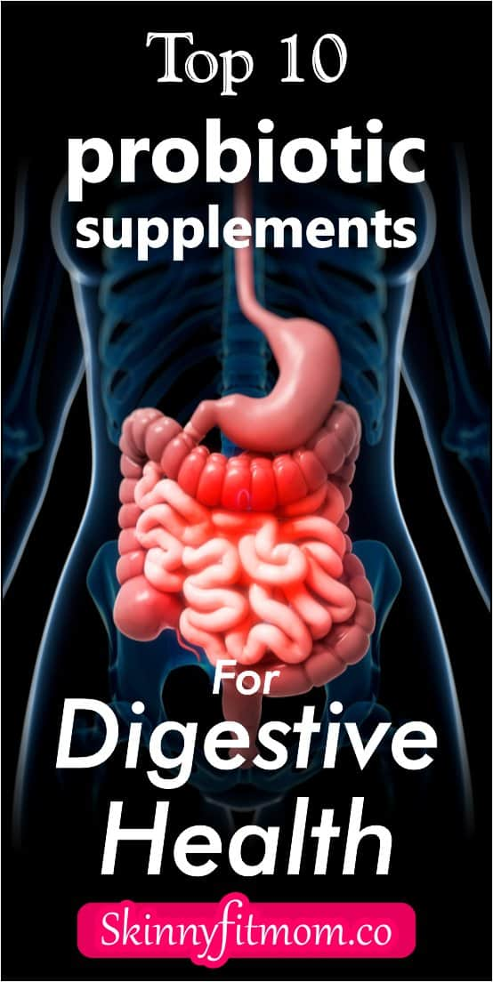 Boost your gut health with these top probiotic supplements for digestive health that support and improve the activities of microbial organisms in the stomach.