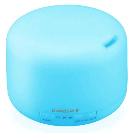 URPOWER 500ml EOD Humidifier - Best Essential Oil Diffusers For Aromatherapy