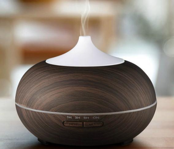 VicTsing 300ml Cool Mist EOD Humidifier - Best Essential Oil Diffusers