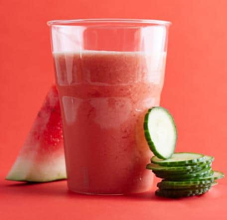 Watermelon And Cucumber Smoothie- DIY Colon Cleanse and Recipe To Lose Weight And Stay Healthy