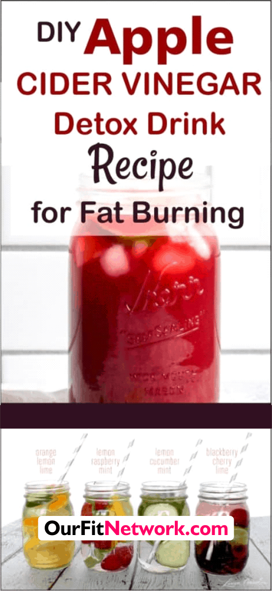 I'm proof that you don't necessarily need meds to burn fat. Find out how I detoxified,burn fat and lose weight naturally using ACV detox drink recipe.
