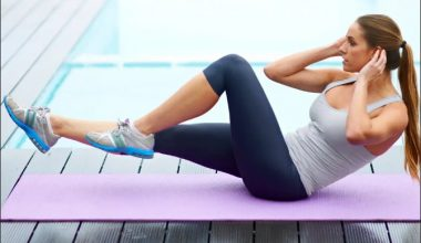 10 Best Ab Workouts for Women To Lose Belly Fat at Home