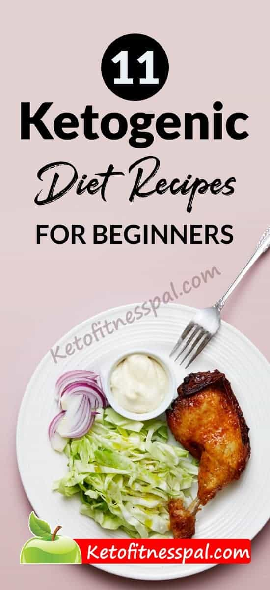 These keto recipes for beginners are a perfect introduction to the keto lifestyle! They are easy to make too! Check this post for more on the benefits and recipes that you should try!
