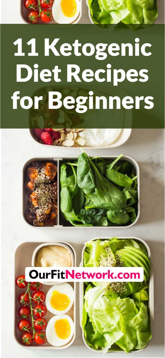 11 Ketogenic Diet Recipes for Beginners