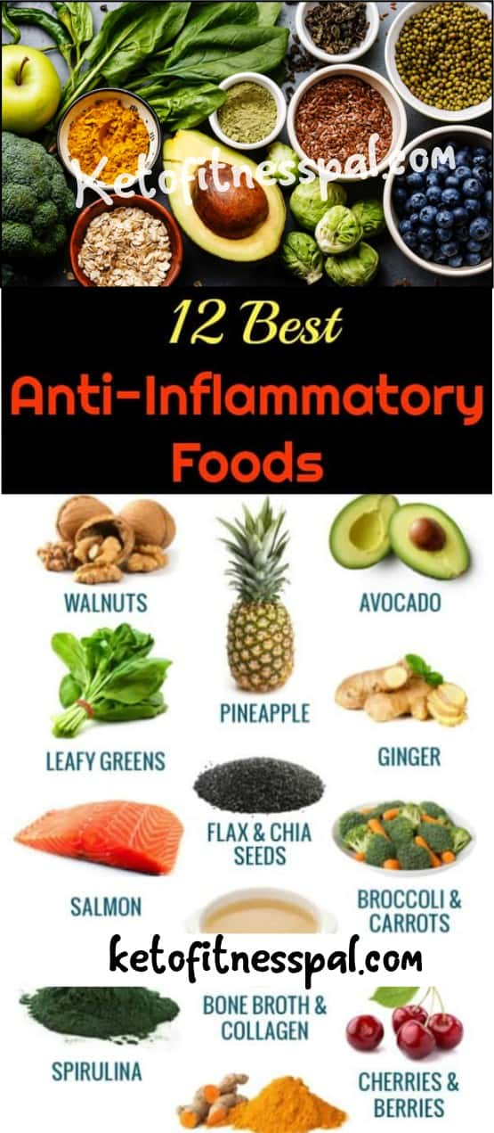 A lot of foods have shown anti-inflammatory properties. In this article, we bring you 12 of our favorite that provide quick relief.