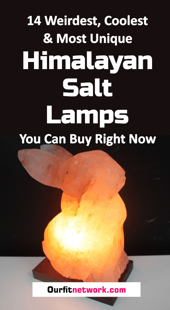 Crafted by hand and made from Himalayan salt crystals, the Himalayan salt lamp serves the many purpose of being an ornament, a light source, and a health boost. Here are the most unique ones to get for a natural health enthusiast.