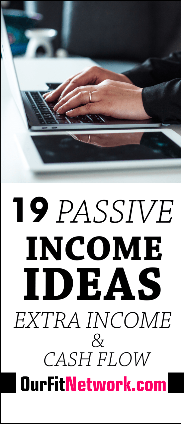 Want to learn the best ideas to make passive income? Check out these 19 effortless passive income ideas that will help you to make extra money and increase your wealth! Pick the ideas that best fit your skill-set and make this an epic year!