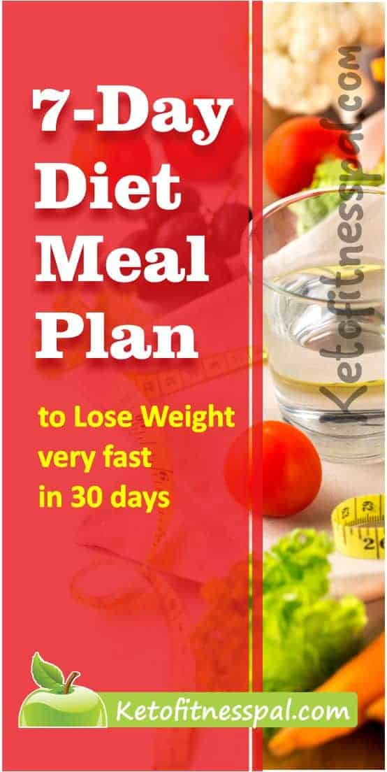 Looking for diet meal plan to lose weight ? Here are 7-day diet meal plan and be sure to lose 10 pounds in 30 days. Doubting that? Check out this post for how it works.