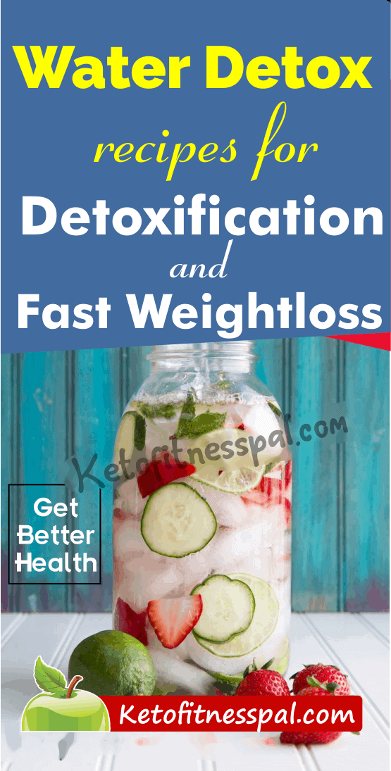 Detox water recipes are a natural way to get rid of toxins in the body; which leads to rapid weight loss. In this post, we have compiled 8+ of our most delicious water detox recipes.