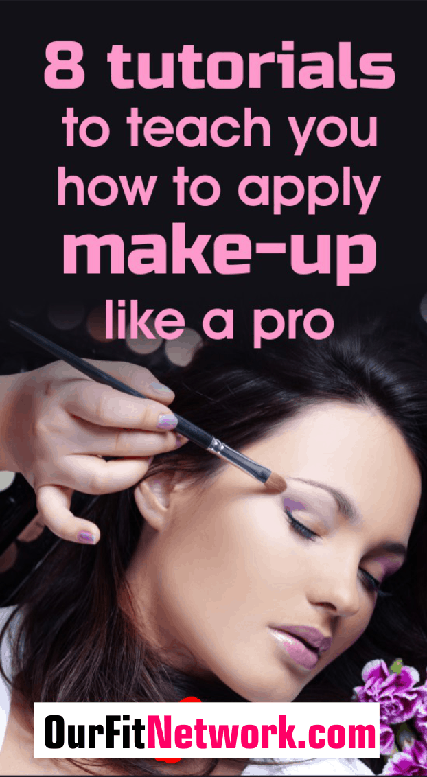 A lot of people want flawless and beautiful makeup but they are never ready for makeup classes. With these makeup application tutorials,be sure to apply your makeup like a pro. Check them out.