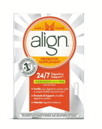 Align Daily Probiotic Supplement - Probiotic Supplements For Digestive Health