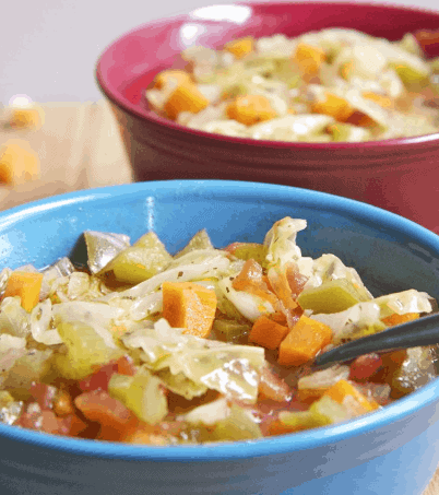 Cabbage Soup Diet- How To Lose 10 Pounds With this Delicious Cabbage Soup Diet Recipe