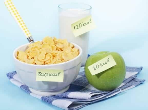 Reduce your calorie intake to lose 10 pounds in 30 days