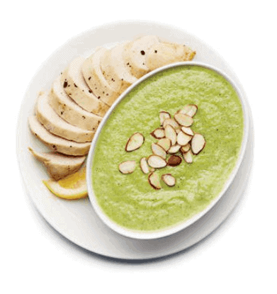Chicken With Cheesy Broccoli Soup Recipe- 5 Low-Calorie Dinner Recipes to Help You Lose Weight