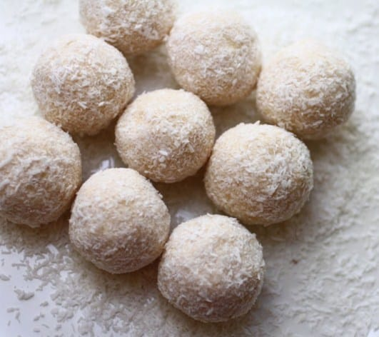 Coconut Oil Fat Bombs for weight loss