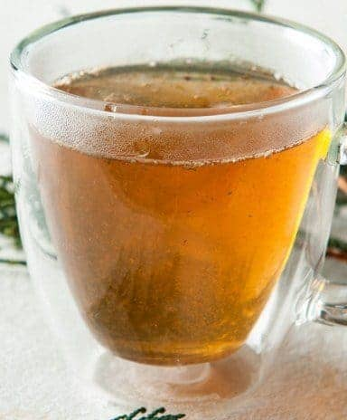 Drink Tea - Natural Remedies To Repair Intestinal Lining