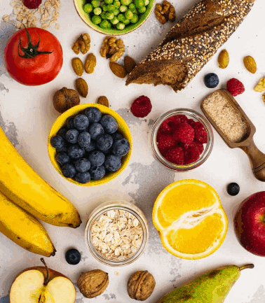 Eat More Fiber- 6 Tips To Get A Flat Stomach
