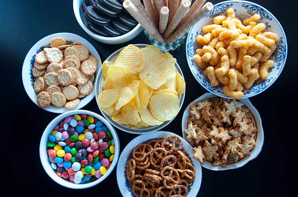 Fast and Processed food- Tips on easing Heart burn