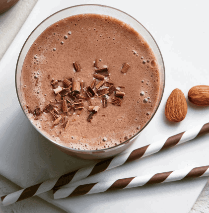 Fat-Burning Hot Chocolate Smoothie- Top 3 Smoothies That Will Burn Belly Fat