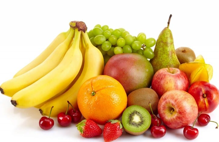 Fruits for shedding some pounds