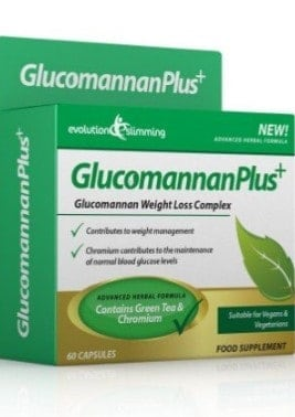 Glucomannan to shed some pounds in the body