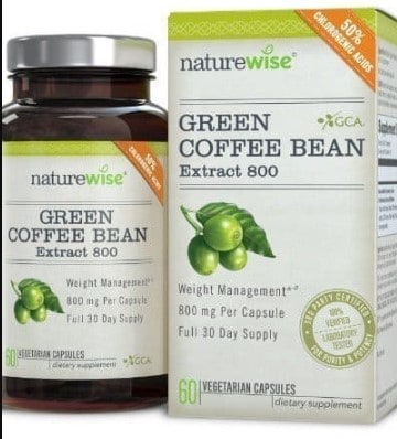 Green Coffee Bean Extract to shed some pound