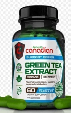 Green Tea Extract- 10 Popular Weight Loss Pills and Supplements Reviewed