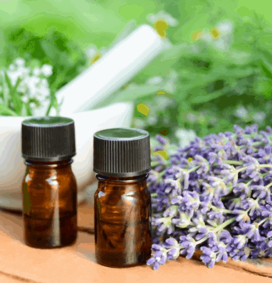 Lavender oil-Natural remedies for women-related health issues