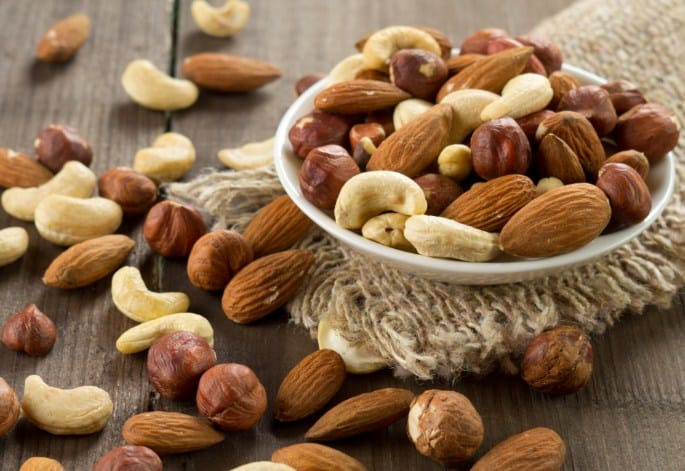 Nuts- Top 10 Foods for Type 2 Diabetes Treatment