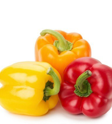 Peppers-10 Best Fiber Rich Food For Weight Loss