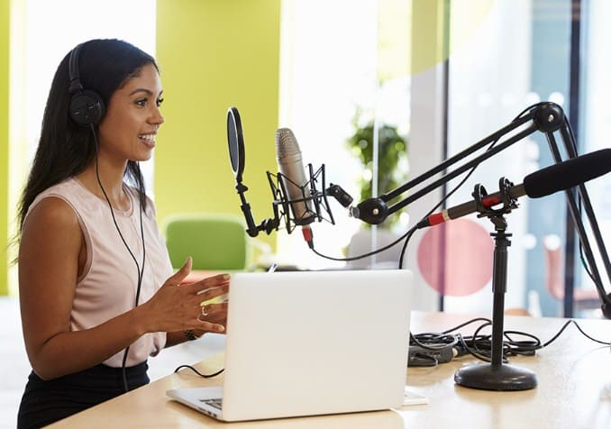 Podcasting - 16 Online Jobs You Can Start From Home