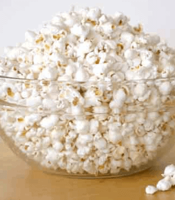 popcorn to aid weight loss