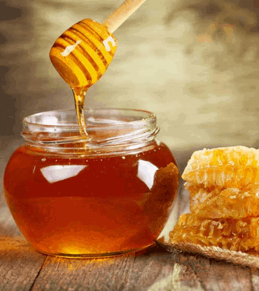 Honey-Ingredients for fat burning drinks